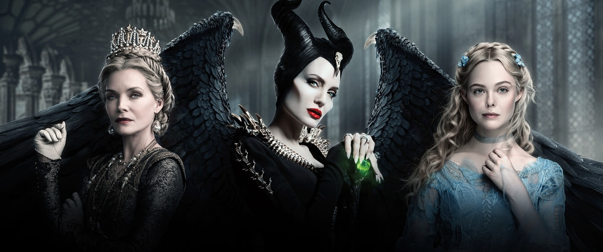 Maleficent Mistress Of Evil Movie Trailer Disney