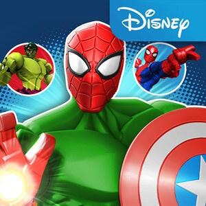 Mix + Smash: Marvel Super Hero Mashers