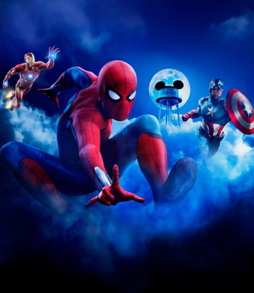 Disneyland Paris | Marvel Superhelden Zomer