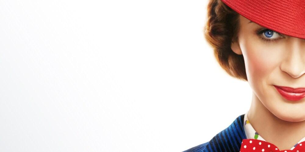 Mary Poppins vender tilbage | I biograferne 25. december