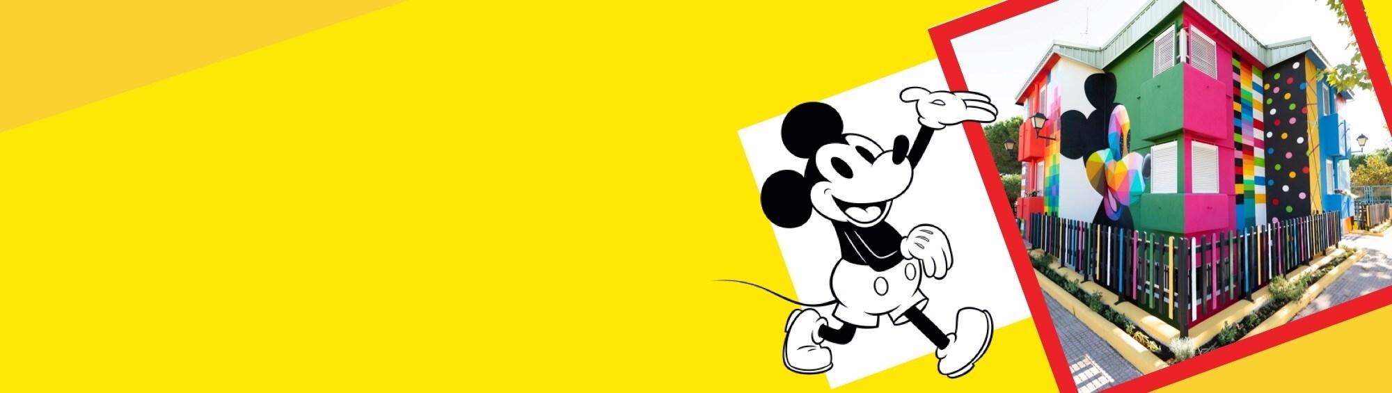 shopDisney   Mickey 90 Global Celebration Hero