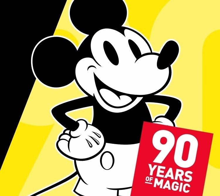 90 Anniversario Di Topolino Disney It