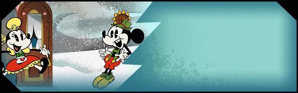 BEFR - Mickey - Winter