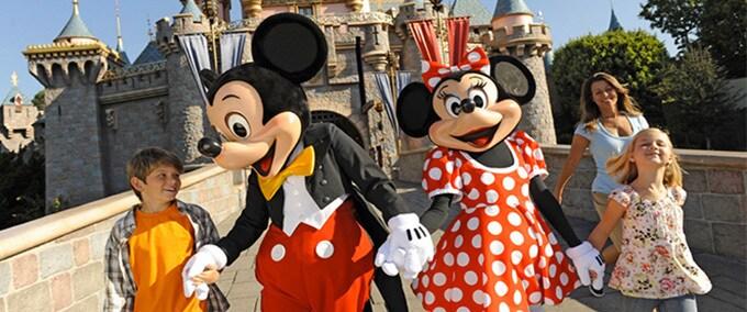 Resor med Disney