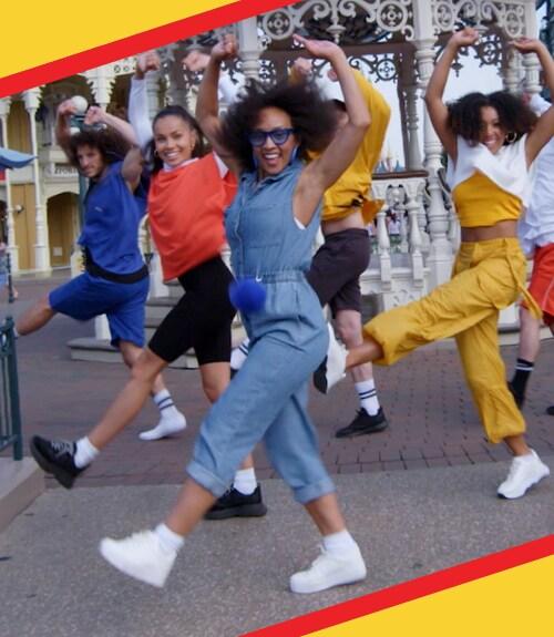 Mickey: 90 aniversario | Move it for Mickey