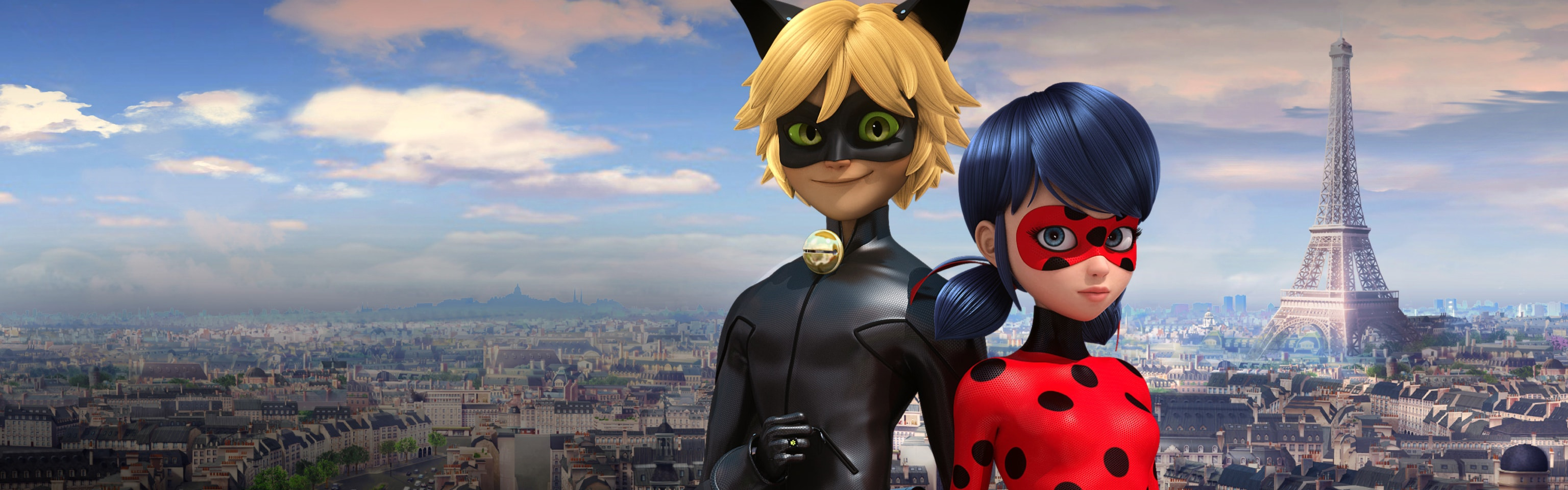 Miraculous - Homepage Hero Banner Test