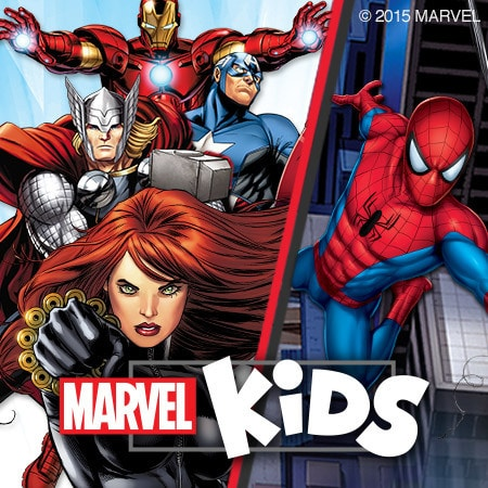 Quiz Marvel Kids