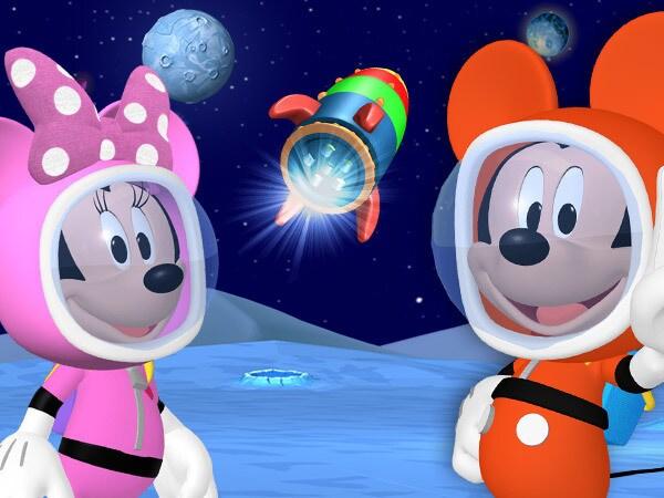 Il viaggio di Topolino e Minnie in giro per il mondo