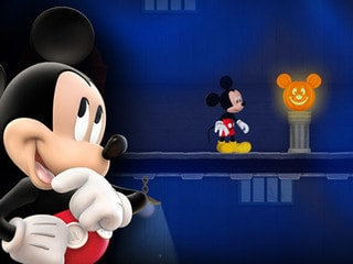 bump in the night - Childrens Games Free Disney