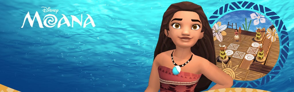 Moana - Hour of Code - Homepage Hero