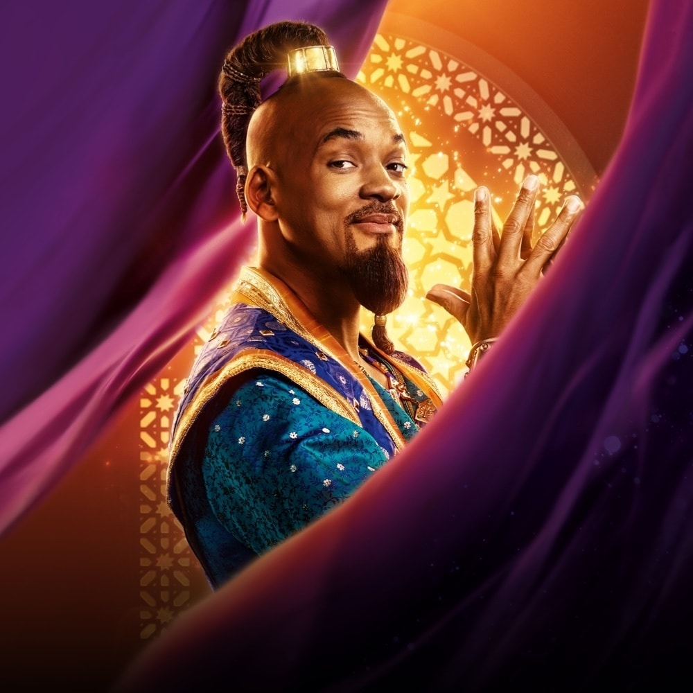 Will Smith Genie