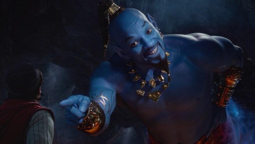 Aladdin | Al cinema dal 22 maggio 2019.