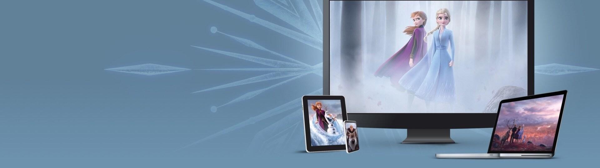 Frozen 2: Il segreto di Arendelle in download digitale