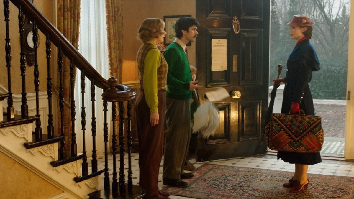 Revisit the Banks family in Mary Poppins Returns