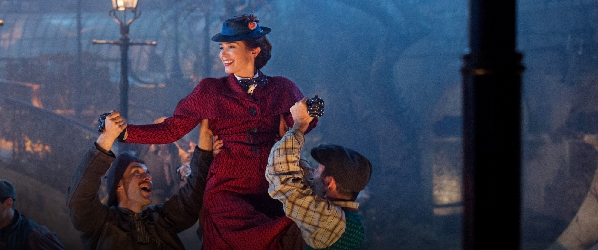 La magia detrás de El regreso de Mary Poppins | Article