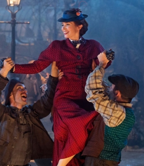 "Mary Poppins revine | Magia din filmul ""Mary Poppins revine"""