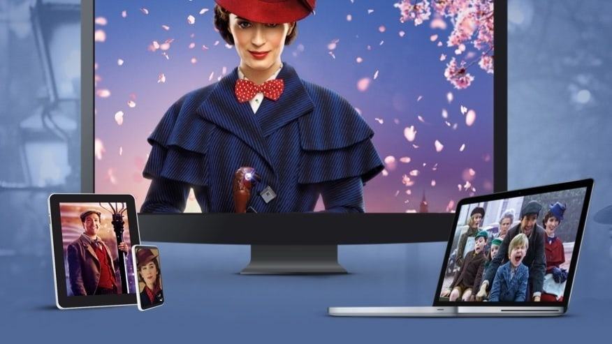 Il ritorno di Mary Poppins | in Digital download su iTunes e Google Play