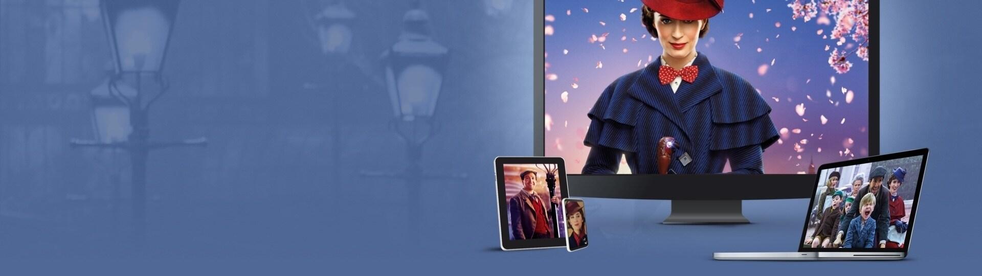 Mary Poppins Returns | Disponible para descargar y disfrutar