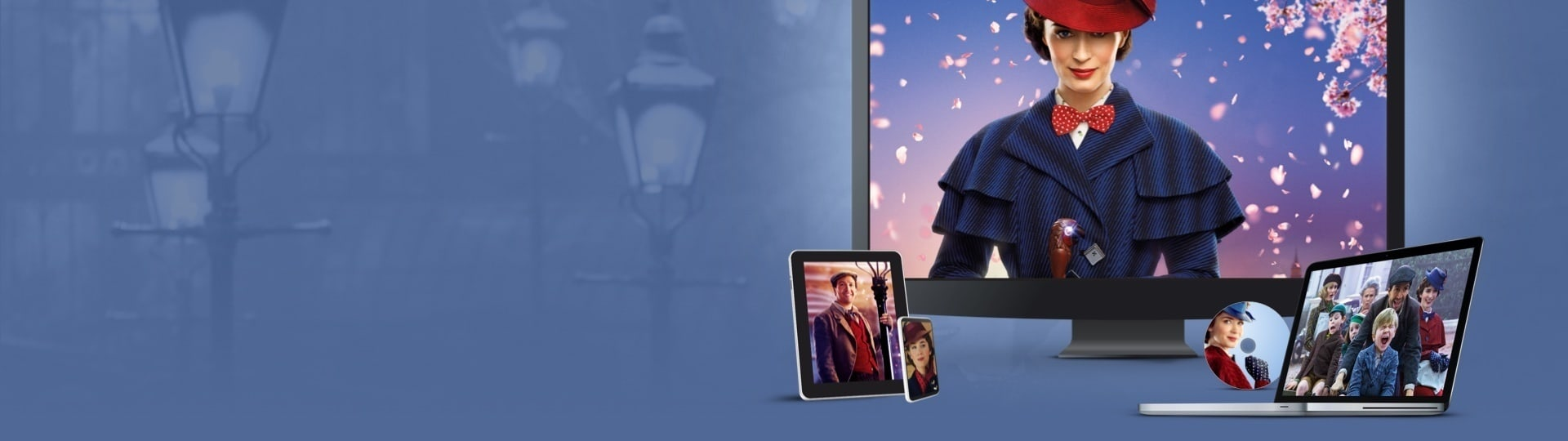 Mary Poppins revine | Disponibil acum pe DVD