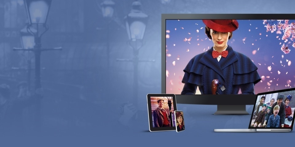 Mary Poppins Returns | Ya disponible en DVD, Blu-ray y compra digital