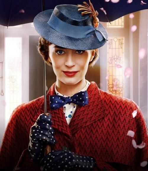 Le Retour de Mary Poppins | Au cinéma le 19 décembre