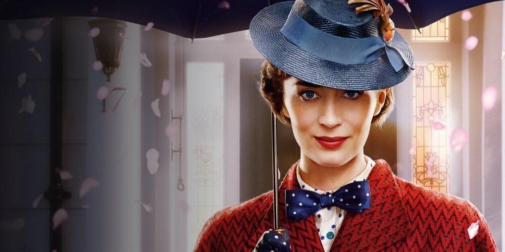 Mary Poppins vender tilbake | Nå på kino