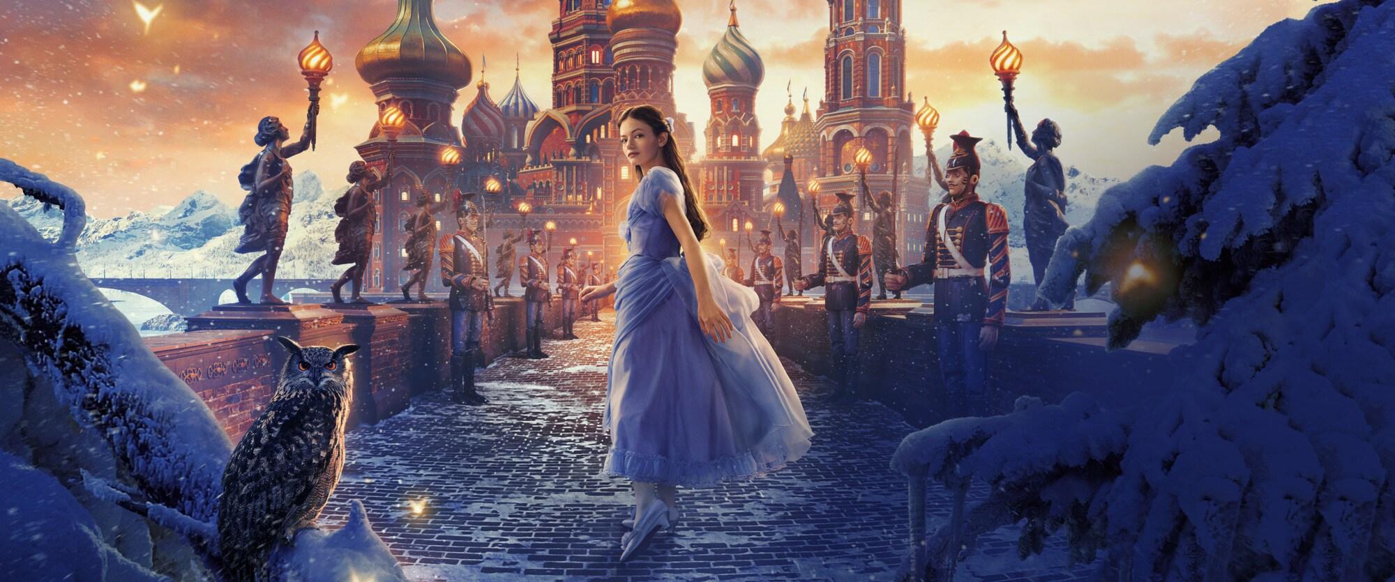 Лешникотрошачката и четирите кралства Trailer