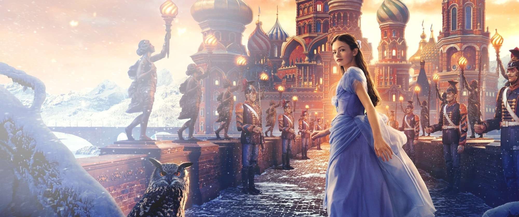 The Nutcracker and the Four Realms | Soon in cinemas