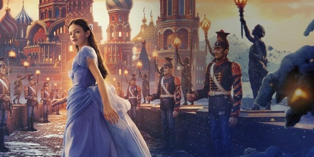 Nøddeknækkeren og de fire kongeriger | I biograferne 1. november