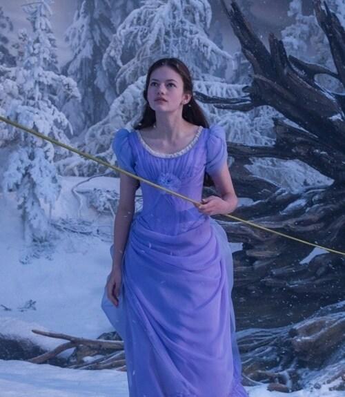 O Quebra-Nozes e os Quatro Reinos   31 de outubro nos cinemas