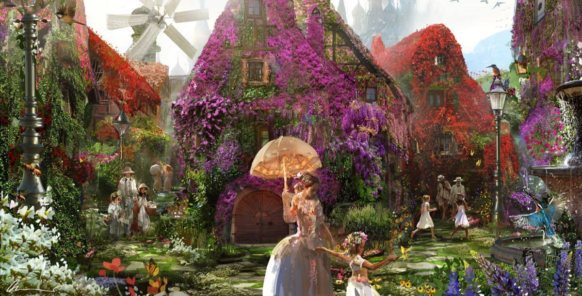 The Nutcracker and the Four Realms - Explore the Realms | Disney UK
