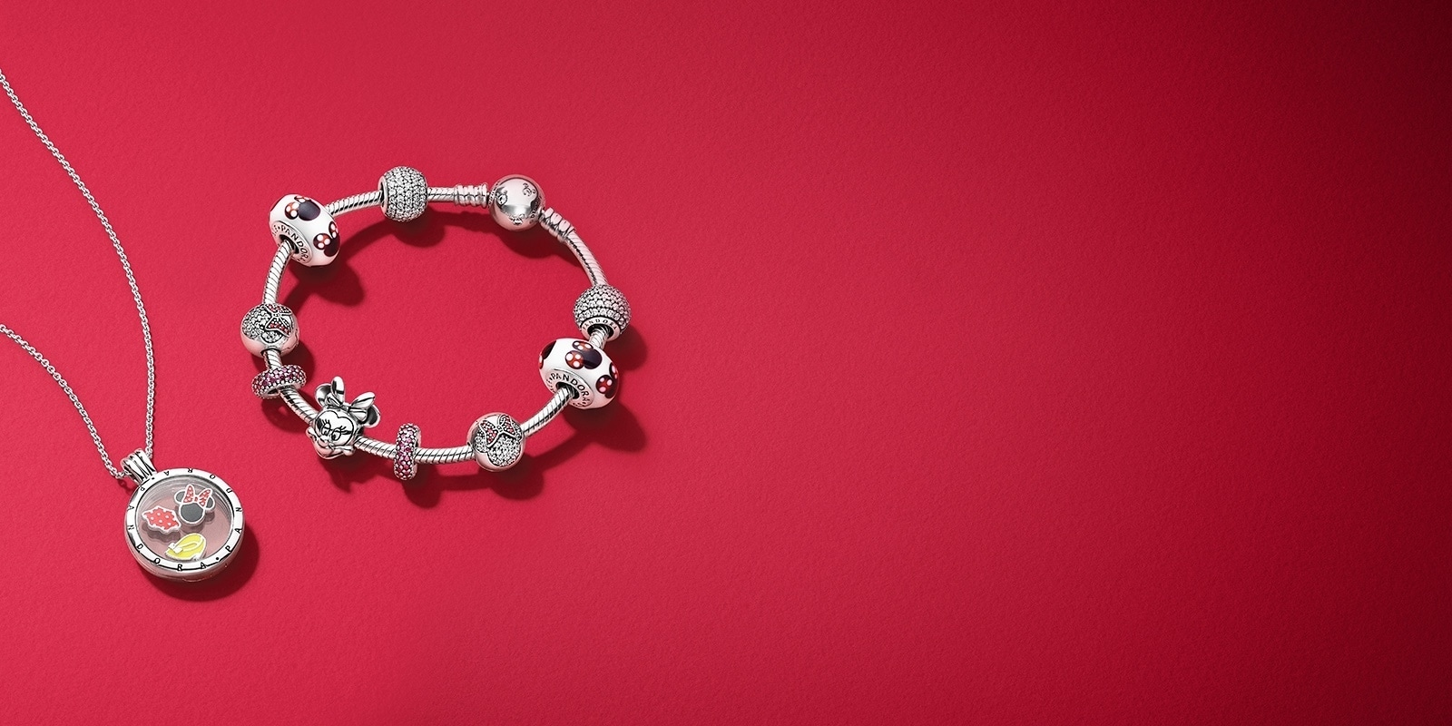 The Valentines Disney Pandora collection