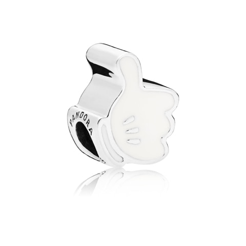 Disney, Mickey Iconic Glove Charm