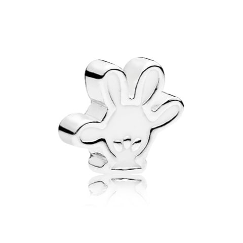 Disney, Mickey Glove Petite Locket Charm