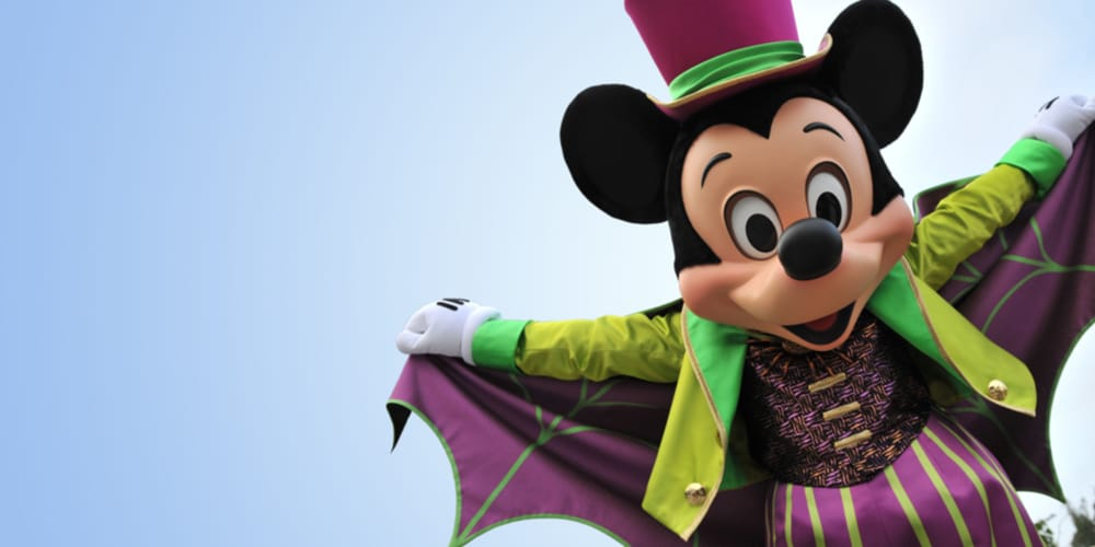 Disneyland Paris | Halloween