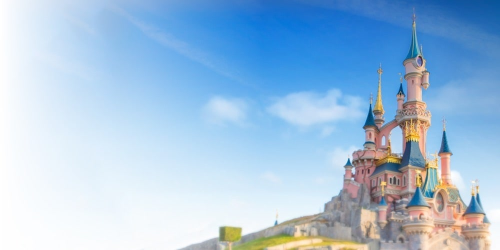 Sleeping Beauty Castle at Disneyland® Paris