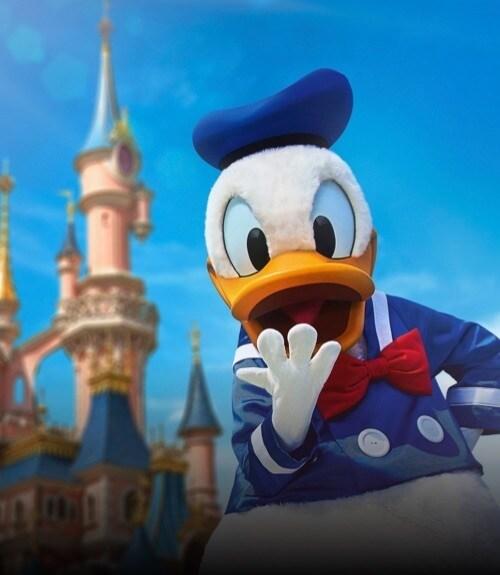 Disneyland Paris | Offre billet adulte au prix de l'enfant