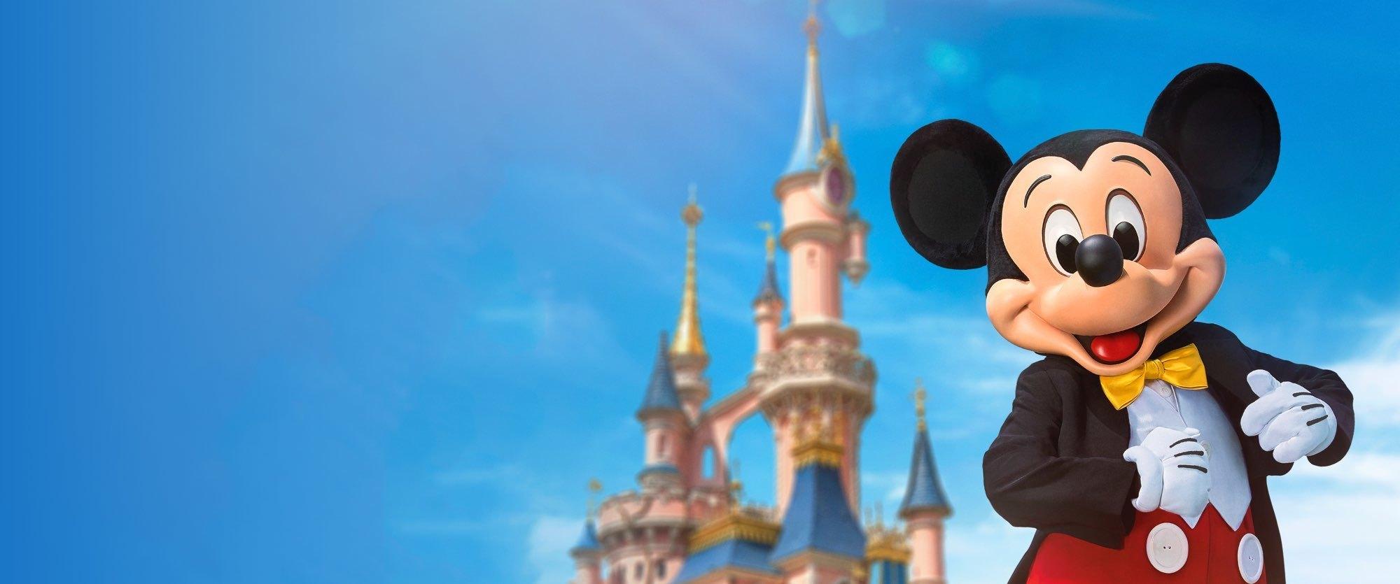 Primavera/Estate '19: Prenota prima! | Disneyland Paris