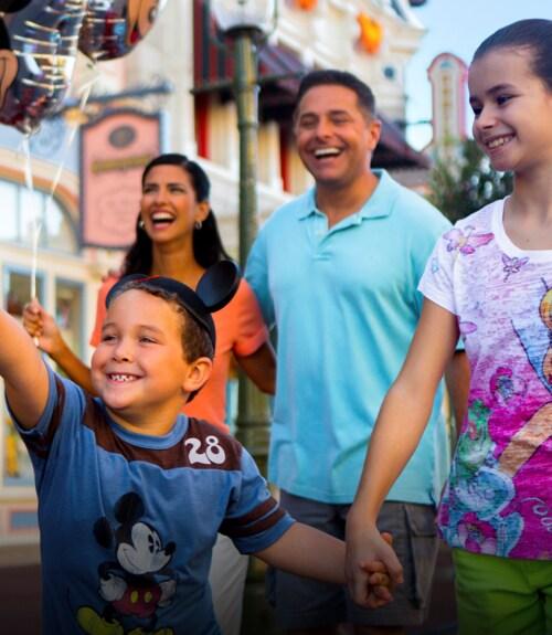 Walt Disney World | 2019 salg starter nu