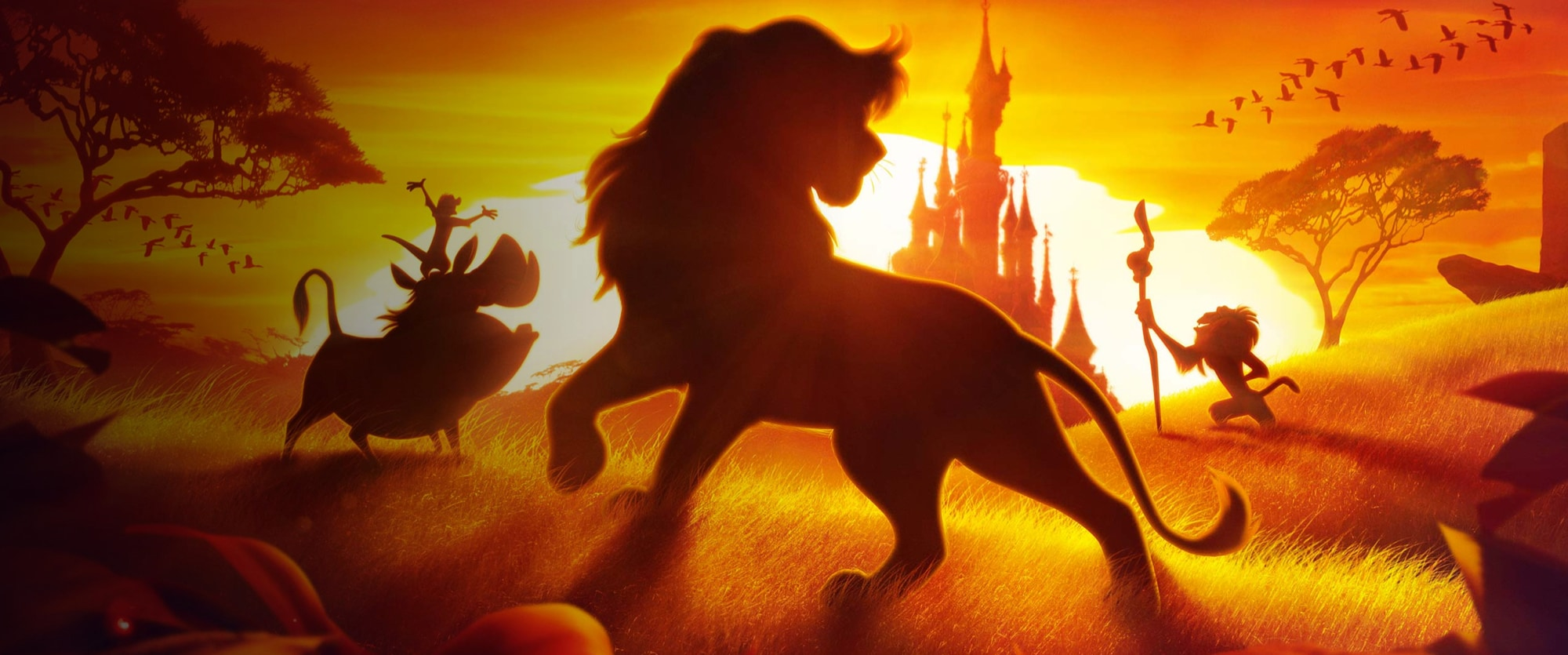 Lion King and Jungle Festival Article