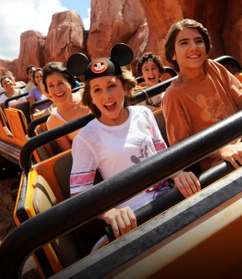 Walt Disney World | Ticket Over