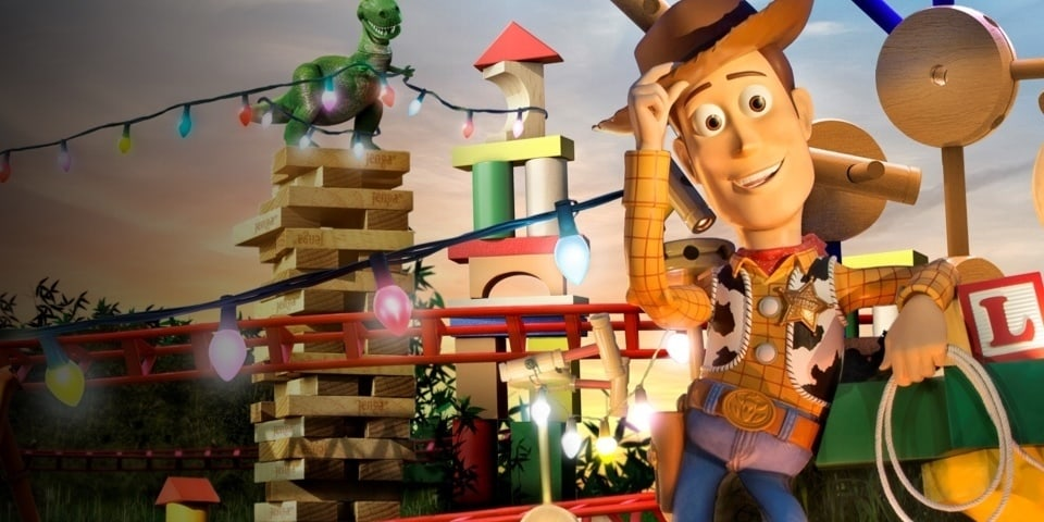 Disney World | Toy Story Land