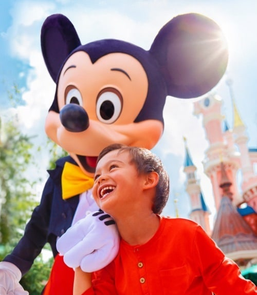 Disneyland Paris | Up to 25% off + Free Half Board