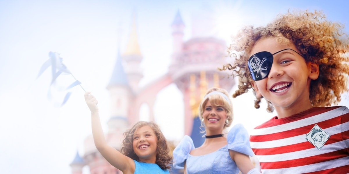 Disneyland Paris | Pirat & Prinsess festival