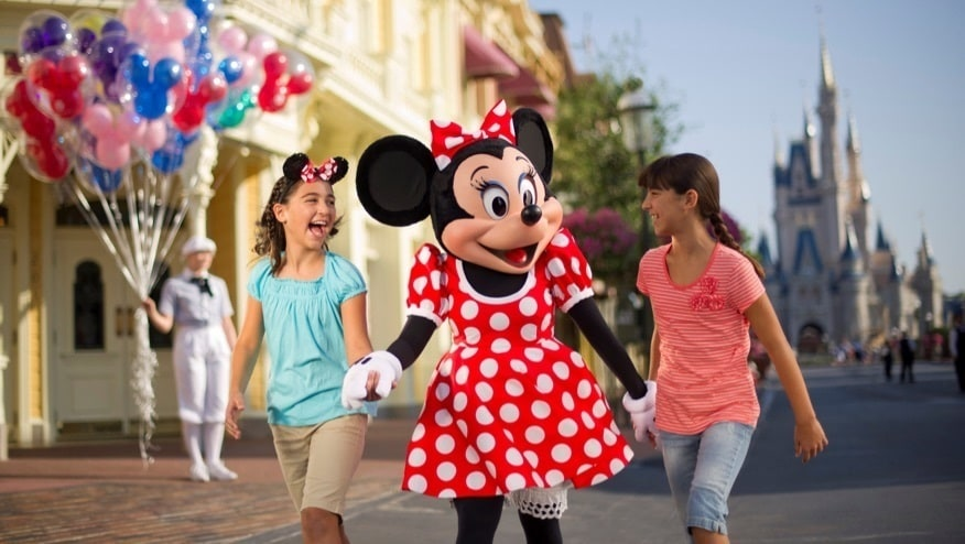 Disney World | Flexible Ticket