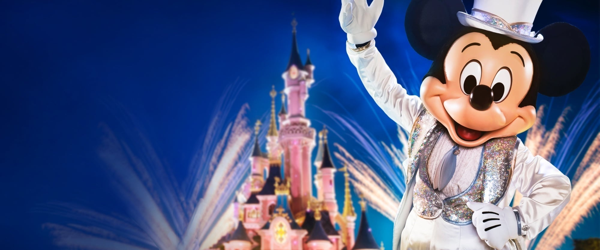 Disneyland Paris | Mickey 90