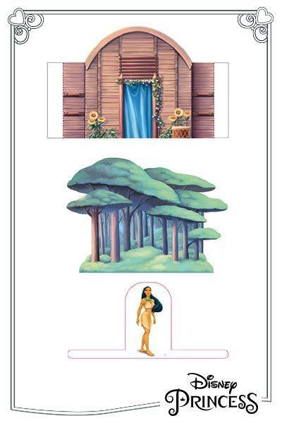 Il playset di Pocahontas