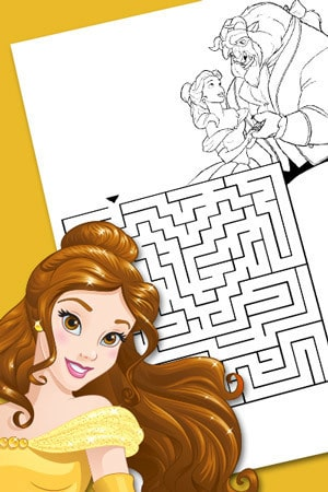 Labyrinthe de Belle