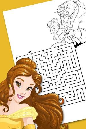 Belles labyrint