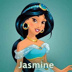 Vidéos Jasmine - Les Princesses Disney